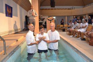 تاریخ تعمید زوریخ سپتامبر ۲۰۱۷
